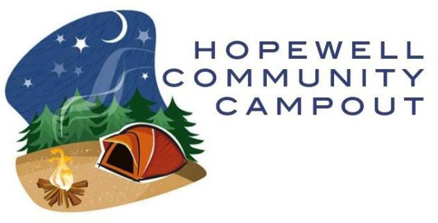 Campout Logo