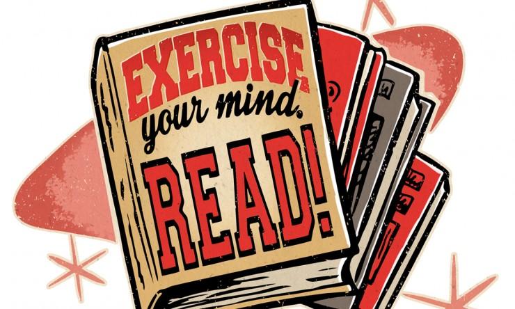 Adult Summer Reading Image 1