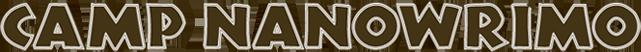 CampNaNoWriMo.logo