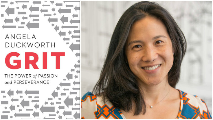 Grit the power of passion and perseverance by angela duckworth