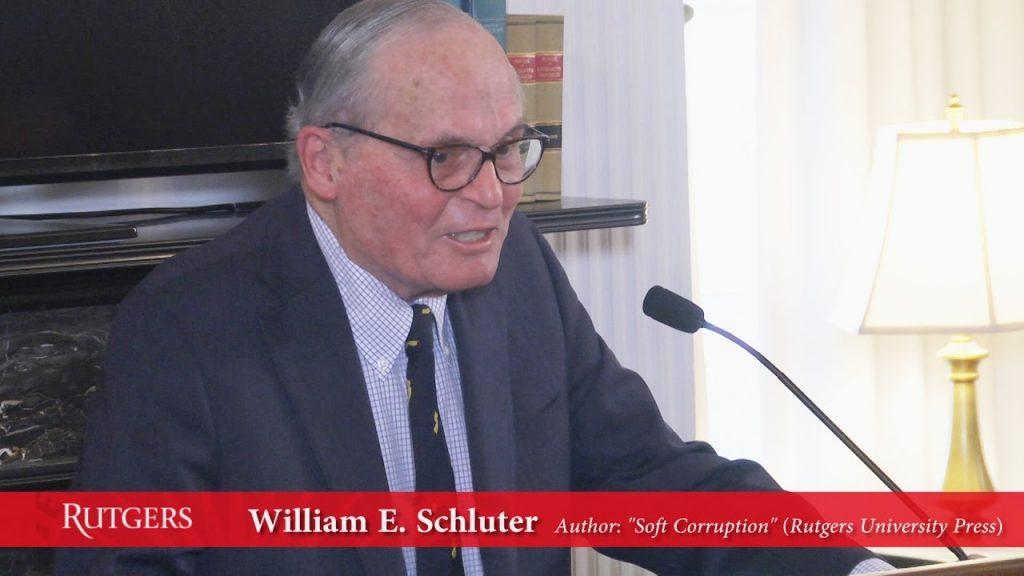 Author Talk: William E. Schluter, Sept. 24