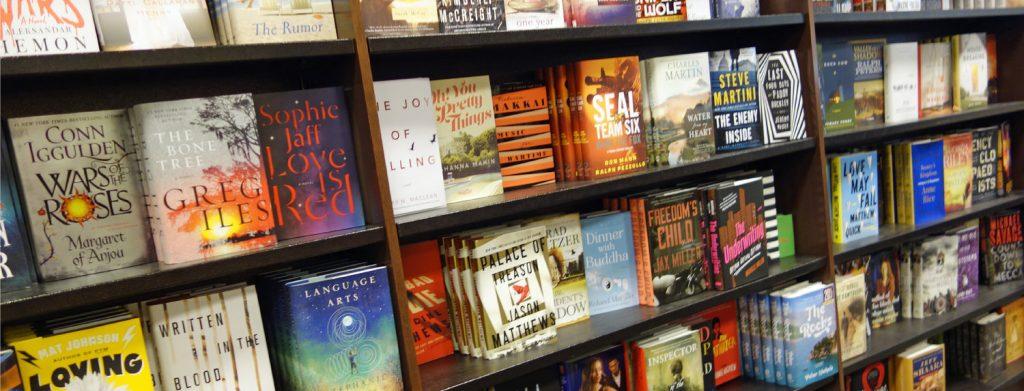 Friends Barnes & Noble Bookfair - Dec. 16