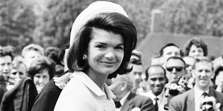 Living History: Jackie O.  Sat., March 25 @ 3 pm