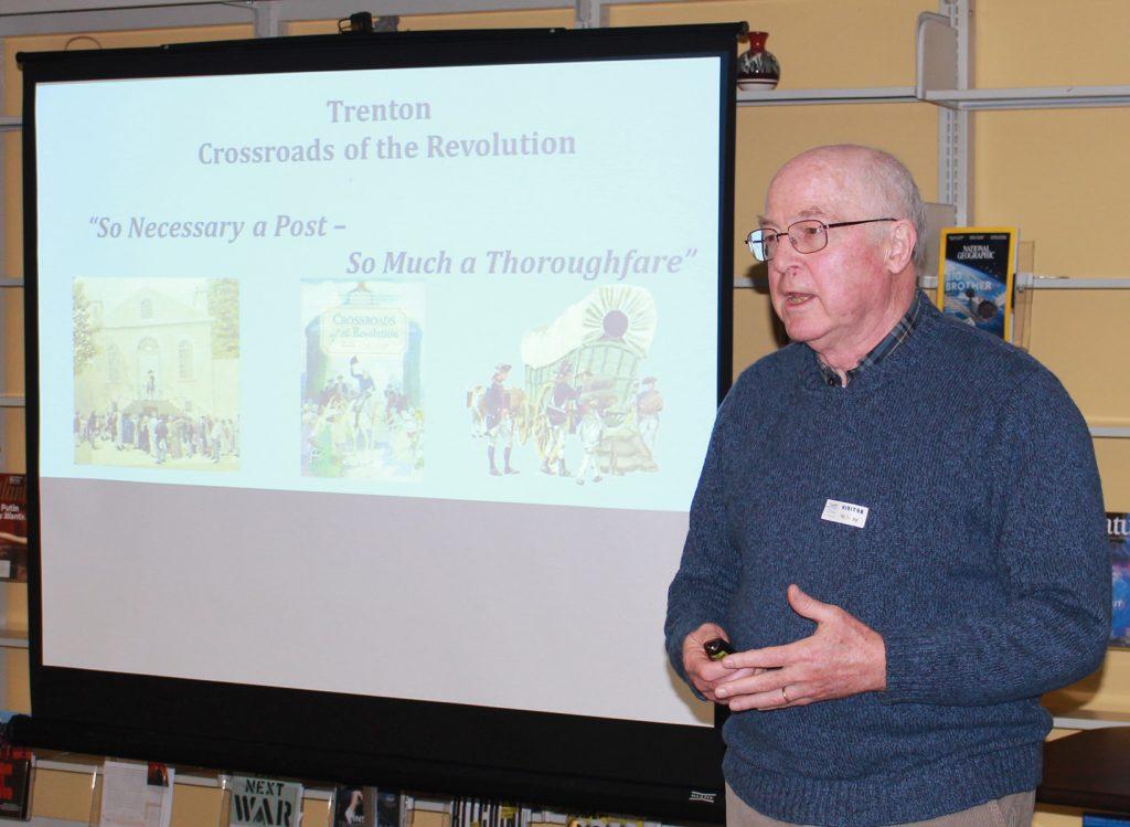 Author Talk: Larry Kidder, April 22 at 3 pm