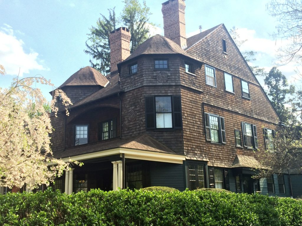 New Jersey's Colonial Architecture, 10/14