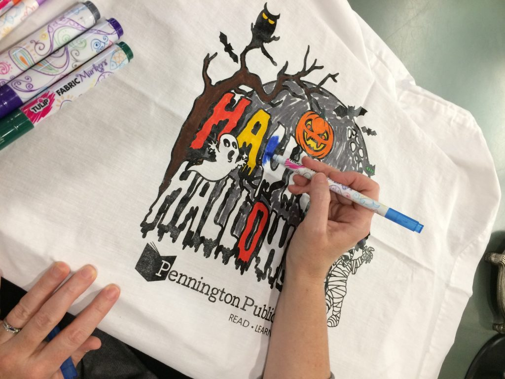 Drop-In Halloween Craft Week
