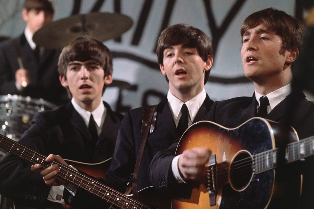 The Beatles from Liverpool to Abbey Road, 11/18