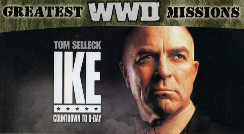 Film: Ike: Countdown to D-Day, June 6 - Pennington