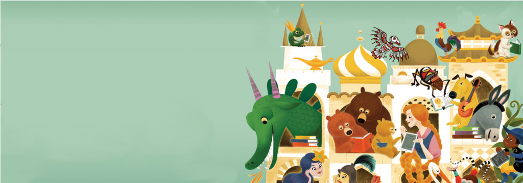 Imagine Your Story: Summer Reading for Kids & Adults